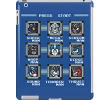 Transformers Megaman Style Design (Decepticon) iPad Case/Skin