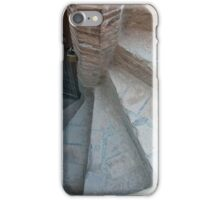 Spiral Stone Stairs iPhone Case/Skin
