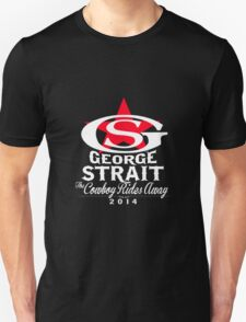 GEORGE STRAIT COBOY RIDES AWAY T-Shirt