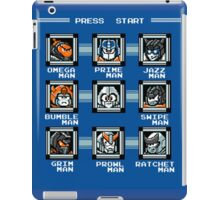 Transformers Megaman Style Design (Autobot) iPad Case/Skin