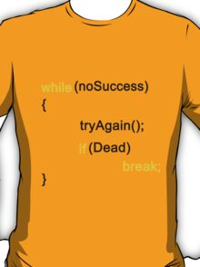 Algorithm for Success T-Shirt