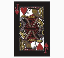 jack of hearts Kids Clothes