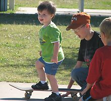 Our future skater... by wahumom