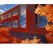 Sky Windows Photographic Print