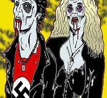 Sid and Nancy by azarathdesigns