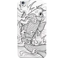 fishie iPhone Case/Skin