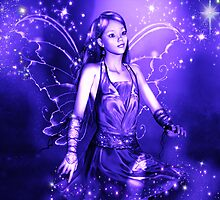 Dawn Fairy by angelsoulart