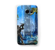 phone case halo Samsung Galaxy Case/Skin