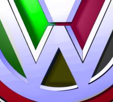 volkswagen Power Sticker