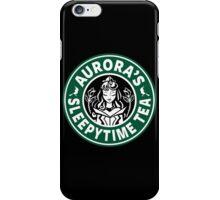 Aurora's Sleepytime Tea iPhone Case/Skin
