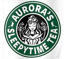 Aurora's Sleepytime Tea Poster