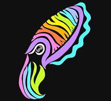 Deep-sea Neon - Tribalish Cuttlefish Unisex T-Shirt