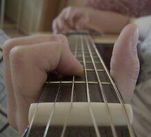 Guitar Chords by Anastasia G