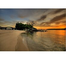 Balmoral Dreaming - Balmoral Beach - The HDR Series Photographic Print