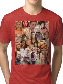 Famous Failures Collage Tri-blend T-Shirt