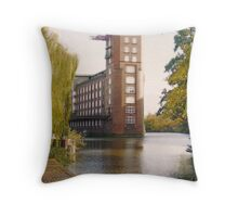 Rowntree Wharf Throw Pillow