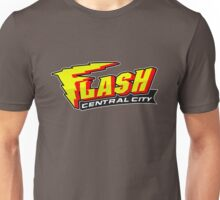 Central City Flash (Sports Team Emblem) Unisex T-Shirt