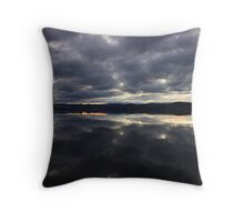 Cromarty Firth Throw Pillow