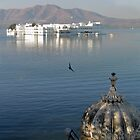 Lake Pichola by Nadine Incoll