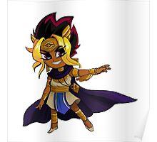 Pharaoh Atem Poster