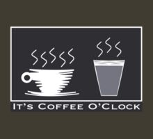 It's Coffee O'Clock 2 by Quentin Jones