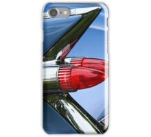 1959 Cadillac Taillight iPhone Case/Skin