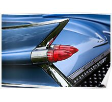 1959 Cadillac Taillight Poster