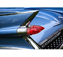 1959 Cadillac Taillight Photographic Print