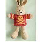 cal birthday by bunnyknitter
