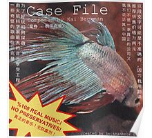 Case File - Design 1 Poster