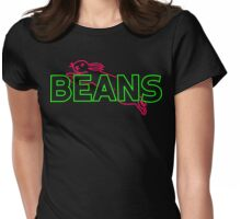 BEANS Womens Fitted T-Shirt