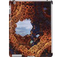 Holes Back To Reality iPad Case/Skin