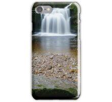 West Burton Waterfall iPhone Case/Skin