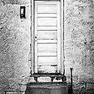 Steve's door. by Jeff  Wiles