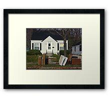 Milwaukee Gothic Framed Print