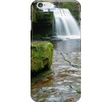 West Burton Waterfall iPhone Case/Skin