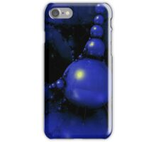 Blue  Caves iPhone Case/Skin