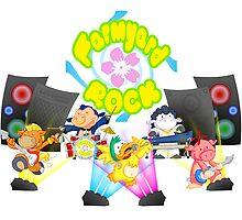 Farmyard Rock - Debut by shiro