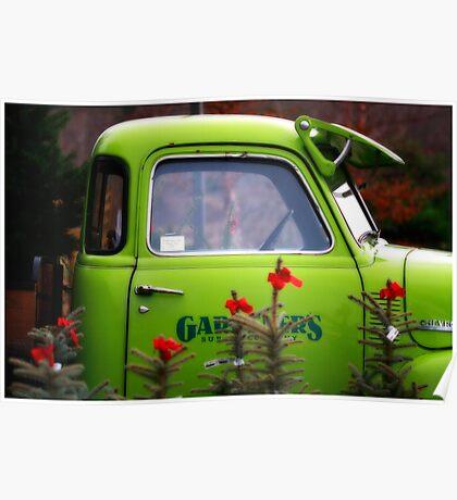 Gardeners Chevy Poster