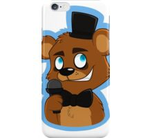Freddy Fazbear Cute iPhone Case/Skin