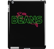 BEANS iPad Case/Skin