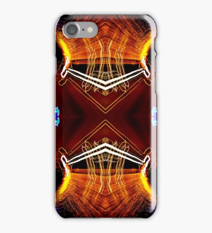 Night Moves #01 iPhone Case/Skin