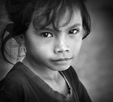 Village Girl by Mieke Boynton