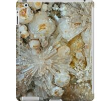 Botryoidal Calcite with Zeolite iPad Case/Skin