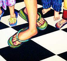 Sixty Little Piggies by Sue McMillan