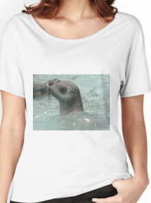 Baby Seal Women's Relaxed Fit T-Shirt