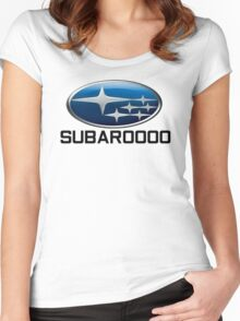 Subaruoooo Women's Fitted Scoop T-Shirt