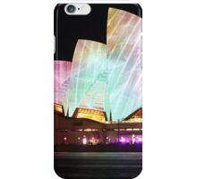 Sydney Opera House - Vivid 2014 iPhone Case/Skin