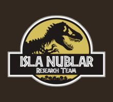 Isla Nublar Research Team by chazy73