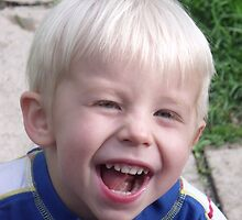 A Child's Smile by Judy Woodman